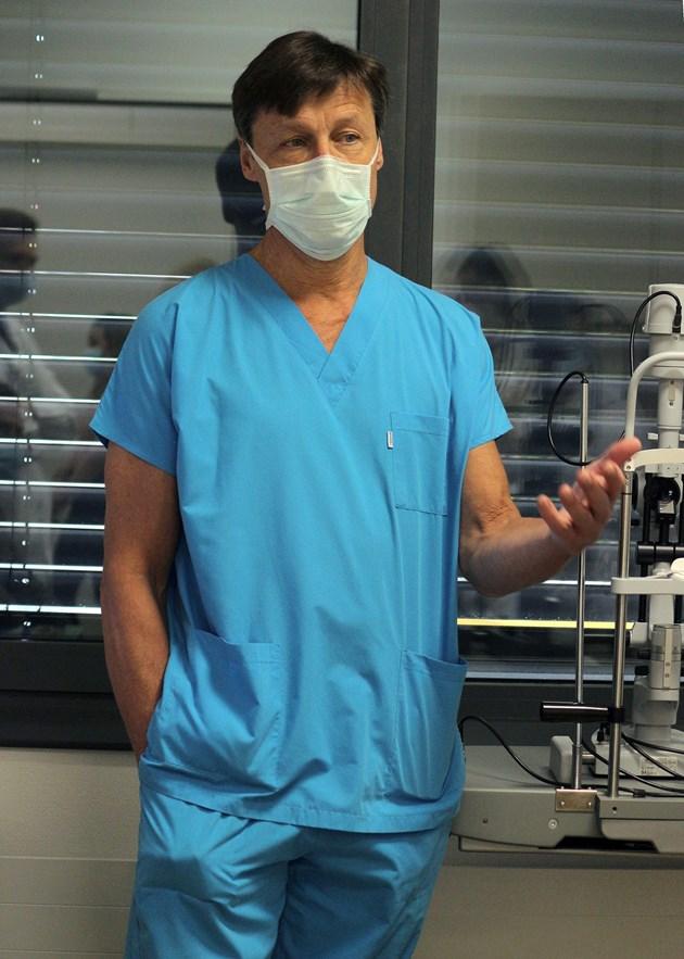 Д-р Карл Клаес