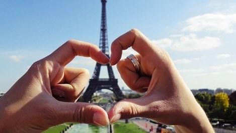 Така обичат французите