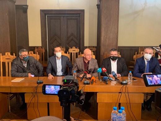 Има финансиране за свързване на 2 язовира с водоснабдителната система на Бургас