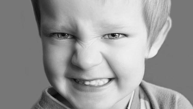Една поучителна история за моментите, когато децата капризничат