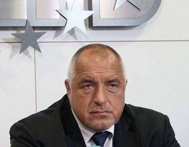 """Борисов открива трасето """"Балкански поток"""""""