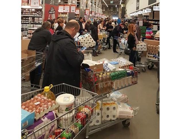КНСБ: Част от храните скачат драстично за месец