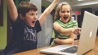 Как влияят компютърните игри на децата