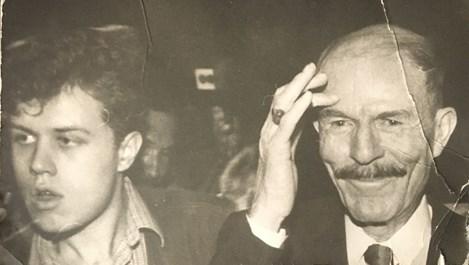 Снимката, която ме спаси от тайните служби на Саддам