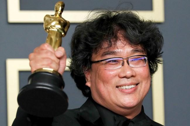 Бонг Джуун-хоу - най-добър режисьор
