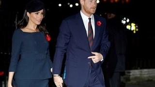 Принц Хари и Меган разделени на Свети Валентин