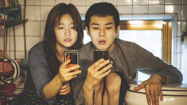 """Големият победител е южнокорейският филм """"Паразит"""""""