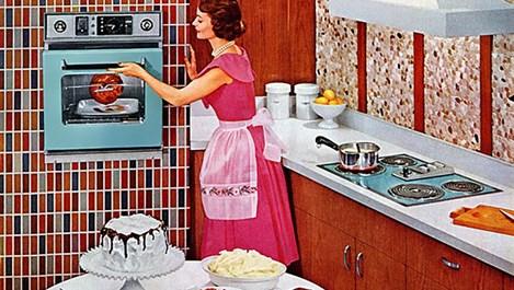 Ретро съвети за идеални домакини