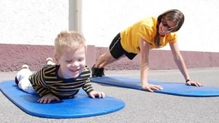 Мотивацията за спортуване зависи от родителя