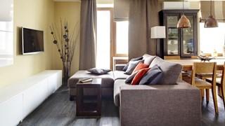 Дървени акценти в жилището (галерия)