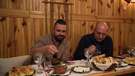 Манчев и Шишков връщат на трапезата родния вкус