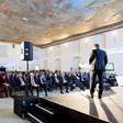 Стоян Мавродиев на форум с бизнес елита във Виена