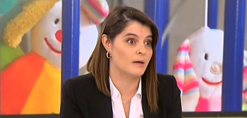 Адвокат Мария Петрова Кадър: Нова тв