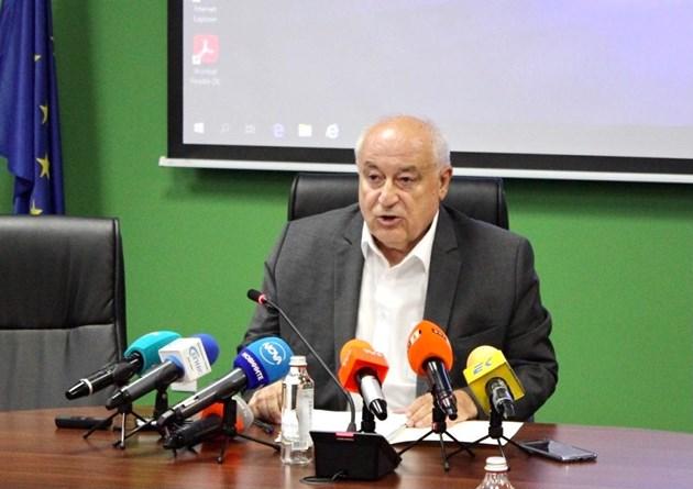 """Възобновяват процедурата по актуализация на план за управление на Природен парк """"Странджа"""""""