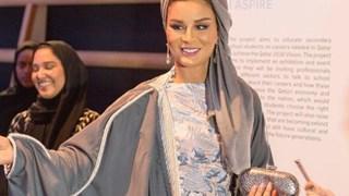 Шейха Моза - арабката, която промени стереотипите на Изтока (галерия)