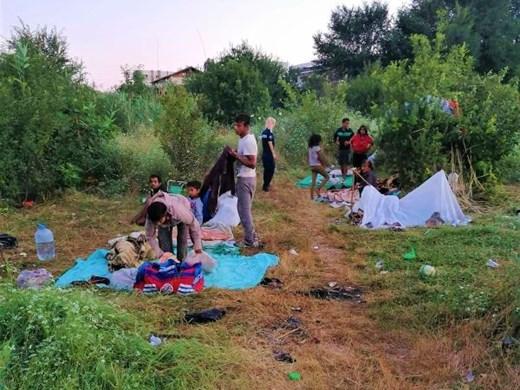 Бургас изгони поредния ромски катун от Сливен