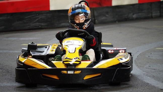 4-годишно търновче стана картинг пилот и участва в бебешки състезания в Австрия