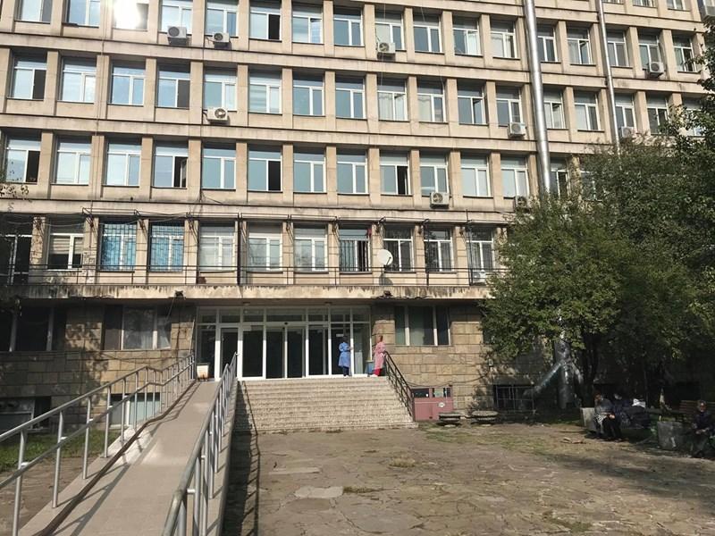 Областната болница на Велико Търново