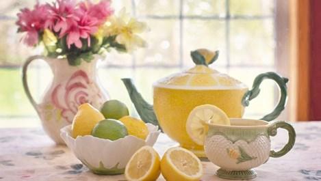 Двуседмична детоксикация с лимон