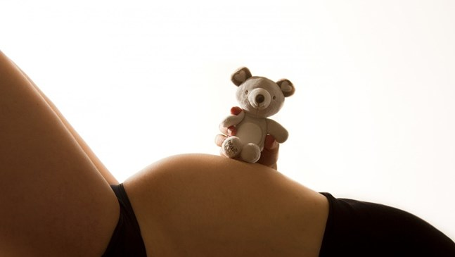 Моята бременност: седмица 38