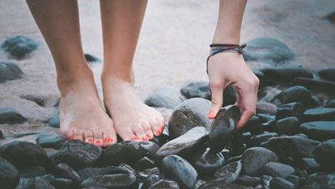Лесни начини за прибиране на кокалчето на палеца на крака