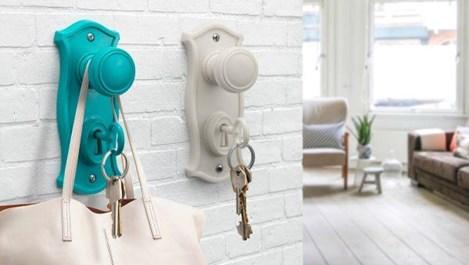Интересни идеи къде да държим ключовете у дома (галерия)