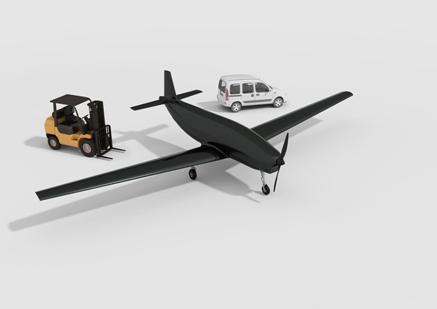 Български дронове спасяват нарушените вериги на доставки на DHL