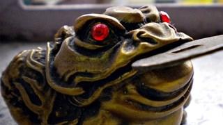 Трикраката жаба ни прави богати