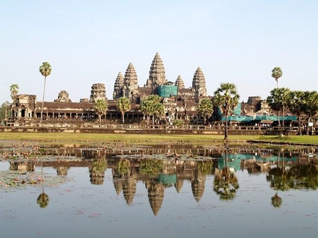 Камбоджа. СНИМКА: Pixabay