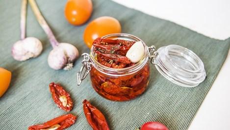 Аоли от сушени домати