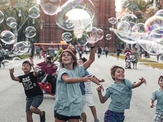 Забавни игри за дихателна гимнастика на децата