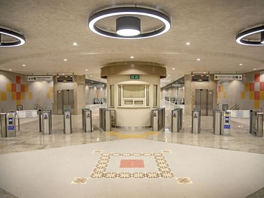 Третата линия на метрото в София - най-красивата и с най-сложните метростанции