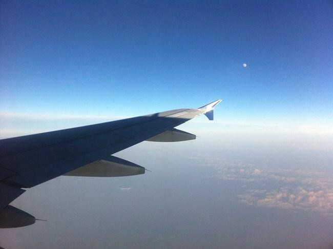 9 Аерофобия (страх от летене) – Всеки от хората, изпитващи този страх, смята, че мястото на човека е долу на земята, а небето е територия на птиците.