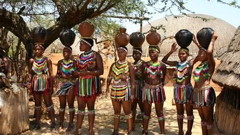Свазиленд - дива природа, танци и крал с десетки дворци и жени