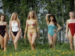 Най-красивите момичета от СССР