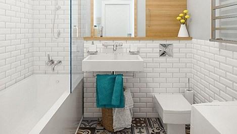 24 идеи за малка баня (галерия)