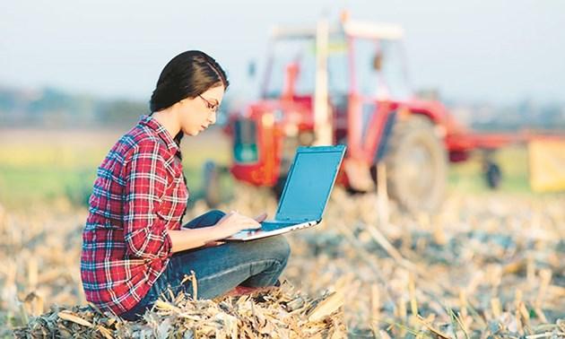 В компютъра има вече незаобиколим от фермерите масив от биоданни