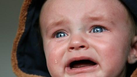 Нова техника успокоява плача на бебето