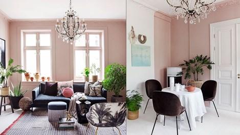 Рустикални елементи в апартамента (галерия)