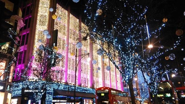 Оксфорд стрийт, Лондон