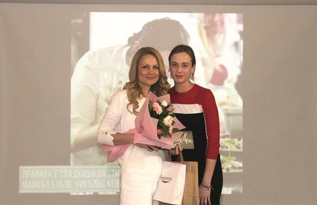 Елена Карагьозова и Весела Бабинова