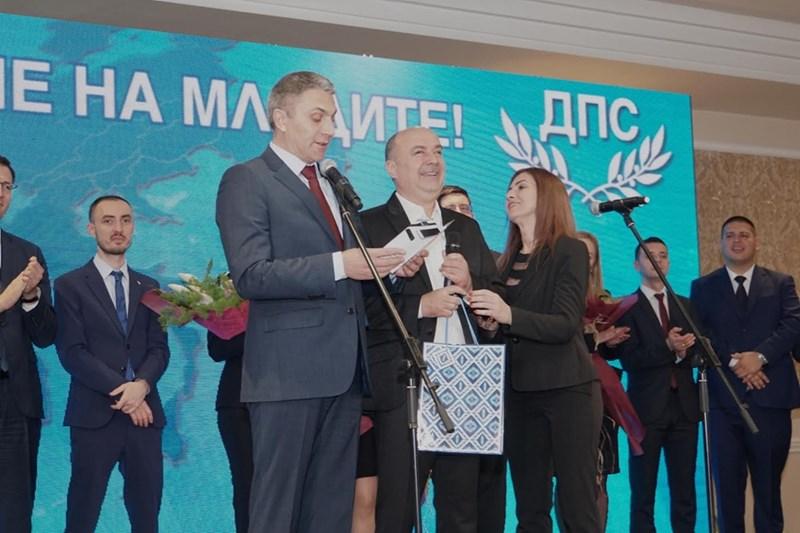 Мустафа Карадайъ и Орхан Мурад  СНИМКИ: Десислава Кулелиева