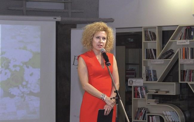 Силвия Лулчева с трогателна реч за Весела Тотева и за жените в България