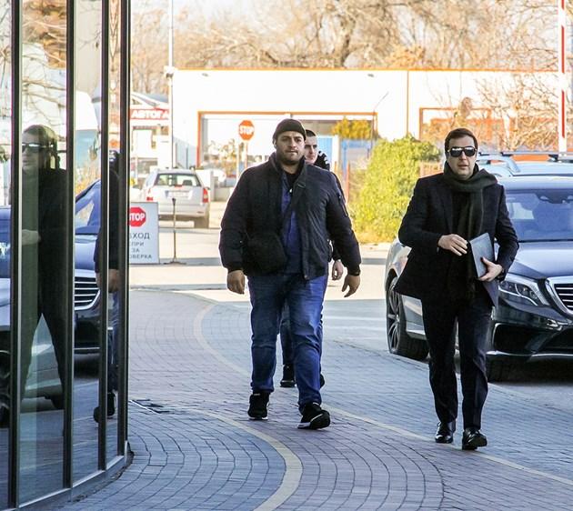 """Руският бизнесмен Зингаревич влиза на одит в """"Ботев"""", решава до месец дали да купи тима"""