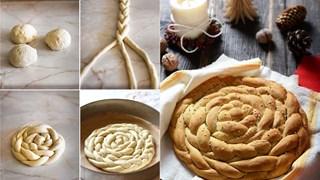 Плетена содена питка от Cooks and bakes