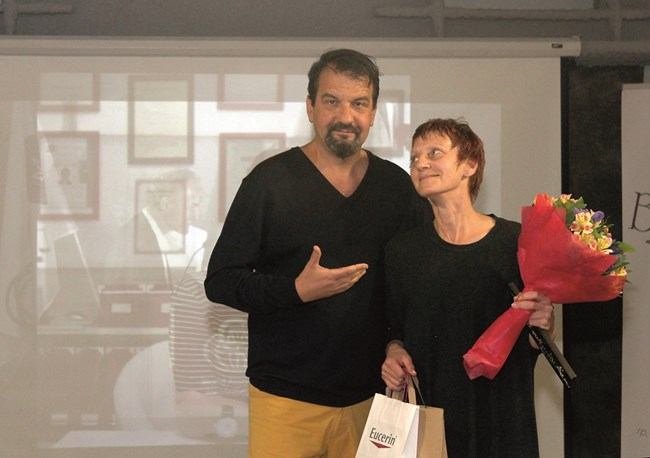Ники Кънчев и Мария Шик