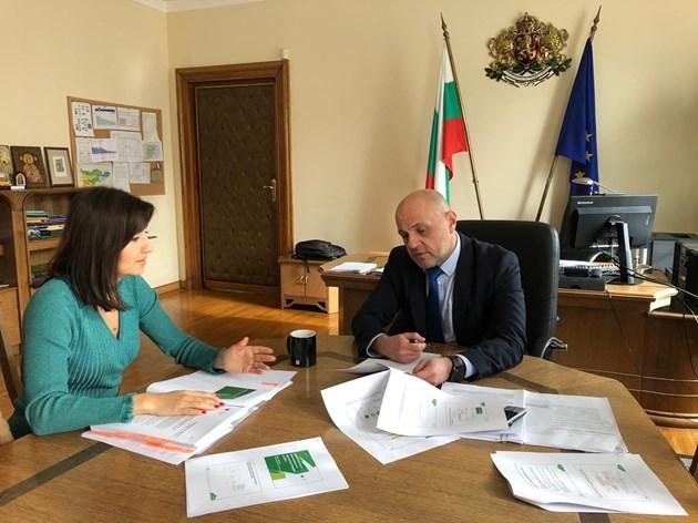 Дончев: Може да сме пример за усвояването на евросредства по кохезионната политика