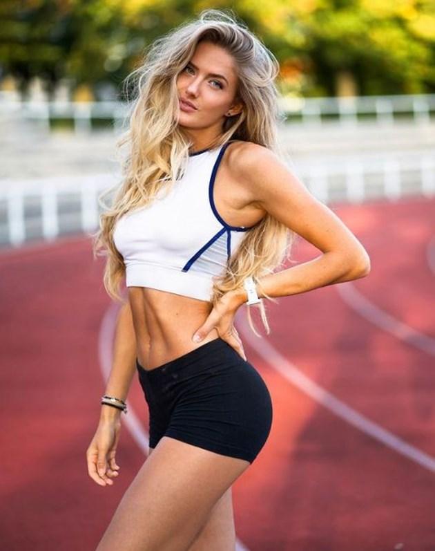 Алиса Шмид
