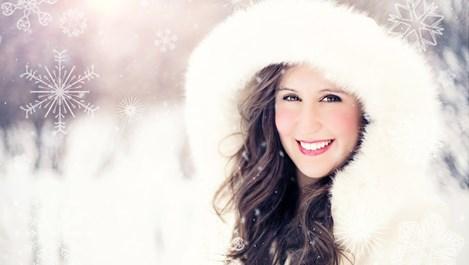 5 стъпки за красива коса в студеното време