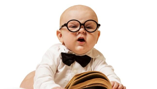 Могат ли бебетата да четат?